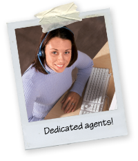Dedicated Agents!